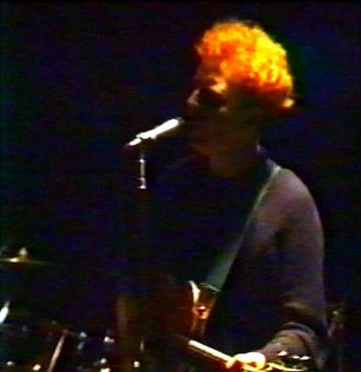 BIFF, BANG, POW !, Reims, 25/10/1986 : Alan McGee