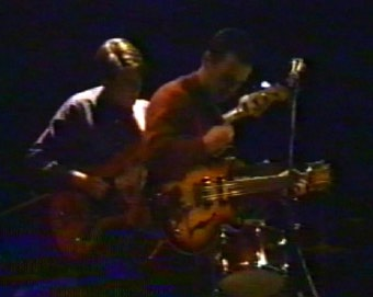 BIFF, BANG, POW !, Reims, 25/10/1986 : Dick Green & Andrew Innes