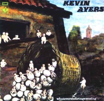 Kevin Ayers, let the good time have you