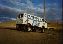 Not Grandaddy's van
