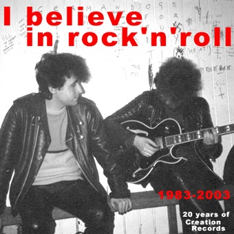 "Divers artistes, ""I believe in rock'n'roll"", Vivonzeureux! Records, 2003"